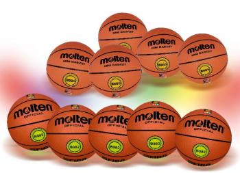 Basketball 10er-Set