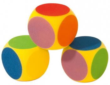 Volley 6-Farben Würfel