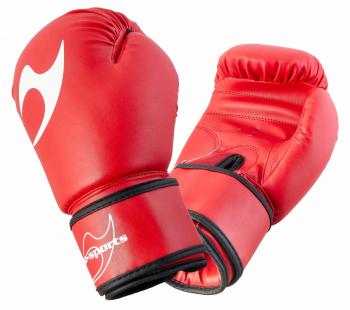 Boxhandschuh Training, rot