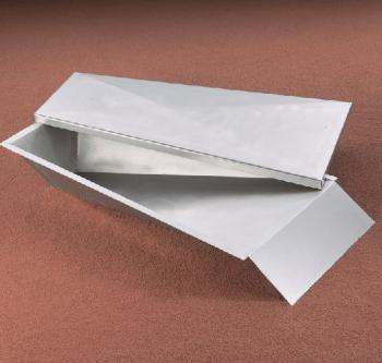Einstichkasten aus Stahlblech