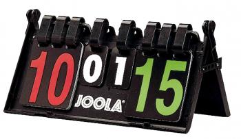 Joola Anzeigetafel Result 0 - 30