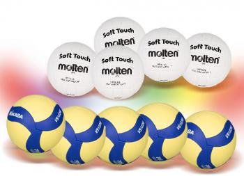 Volleyball-Schulset 1 (10-teilig)