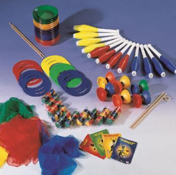 Jonglier-Set 'Fun'