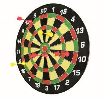 Magnet-Dartboard ''Family''