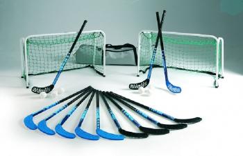 Unihockey-Komplett-Set Liga