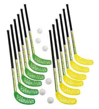 Unihockey-Set ''Kids Maxi''