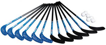 Unihockey-Set Champ