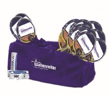 Badminton-Set  (mit 24 Schlägern)