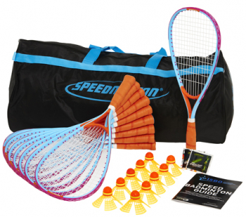 Speedminton FUN Schul-Set
