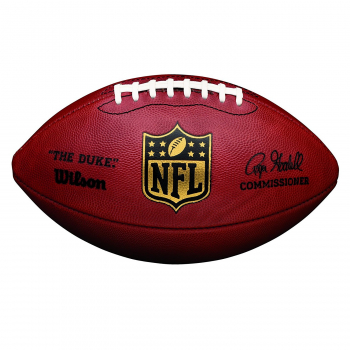 Wilson NFL Football 'The 'DUKE'