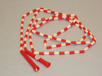 Beaded Jump Rope, 3 m lang