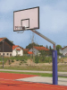 Basketballanlage 'Herkules' 235/180x105