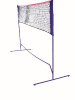 Mini-Badminton-Netz
