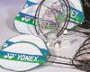 Badminton-Schulset (mit 16 Schlägern)