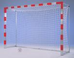 Handballtor mit Tortiefe 1,25 m, freistehend
