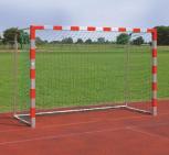 Handballtor mit Tortiefe 80 cm, freistehend