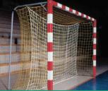 Handballtor-Fangnetz
