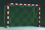 Handball-Tornetz zweifarbig (mit Schachbrettmusterung)