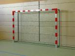 Handballtor Tortiefe 50 cm (freistehend)