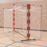Transportwagen für 2 Handballtore