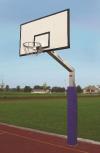 Basketballanlage 'Herkules' 165/180x105
