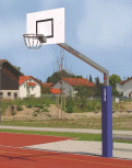 Basketballanlage ''Goliath 2'',  Ausladung 235 cm