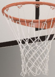 Basketballkorbnetz 4 mm