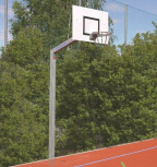 Basketball-/Streetballanlage ''Strong'', Ausladung 125 cm
