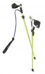 Gymstick Nordic Walking Health, 120 cm lang, 120 cm