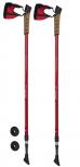 Nordic Walking Stöcke, verstellbar 100-130 cm