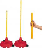 Spordas Big Red Base-Pfosten