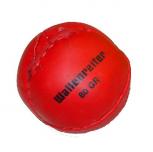Wurfball/Schlagball 80 g, Leder
