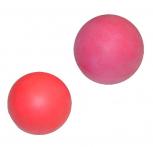 Wurfball 80 g, Moosgummi
