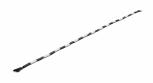 Sprungleine aus Kordel mit elastischen Enden