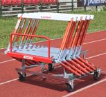POLANIK Transportwagen für Wettkampfhürden