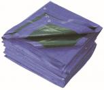 Schutzabdeckung grün/blau, 10 x 15 m