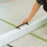 Hallen-Hockeybande, 2 x 40 m