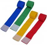 Mannschaftsbänder / Schärpen mit Klettverschluss