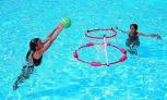 Wasserbasketball-Set SN