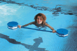 Schwimmsprosse