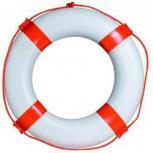 Rettungsring weiß/rot Ø 60 cm,