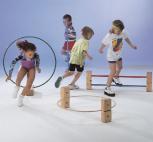 Holz-Gymnastikklotz