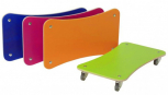 Pedalo Rollbrett Color-Set