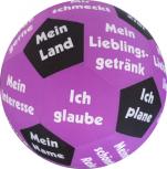 Lernspielball Kennenlernball
