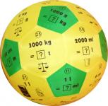 Lernspielball Maßeinheiten