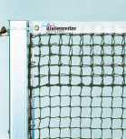 """Tennisnetz """"Super"""" (grün und schwarz)"""