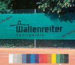Tennisplatz-Sichtblende, hellgrün
