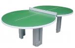 TT-Tisch OCTO (aus Polymerbeton)