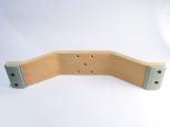 SPIETH Holzfüße niedrig (zu Holz-Balken)