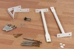 Wand-/Bodenbefestigungs-Set